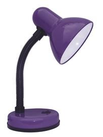Galda lampa HD2028 25W E27, violeta