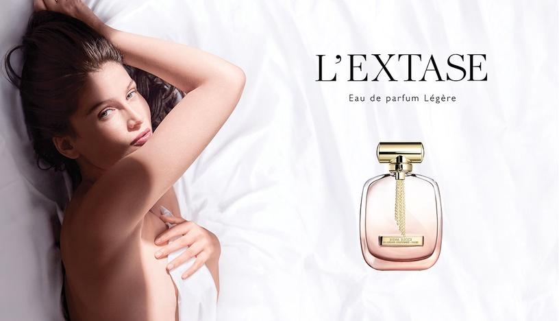 Parfüümvesi Nina Ricci L'Extase Caresse De Roses 80ml EDP