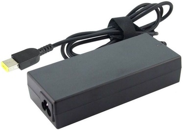 Qoltec Laptop AC Power Adapter For Lenovo Slim Tip 65W