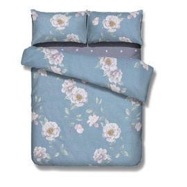 Domoletti WS02 Bedding Set 140x200cm Flowers