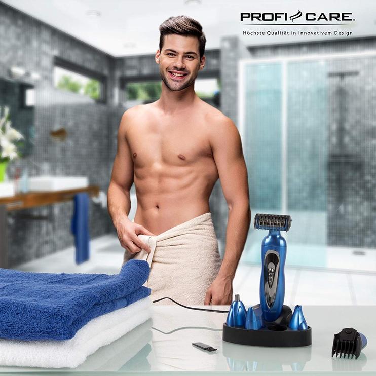 Plaukų kirpimo mašinėlė ProfiCare PC-BHT 3015