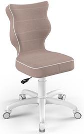 Детский стул Entelo Petit Size 4 JS08, белый/кремовый, 350 мм x 830 мм