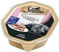 Sheba Pate With Salmon 85g