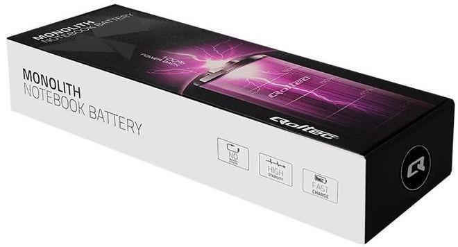 Qoltec Long Life Notebook Battery For HP EliteBook 6930p 4400mAh