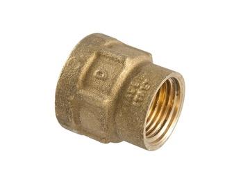 """TDM Brass 600.75/215 Adapter V/V 1 1/4""""x1"""""""