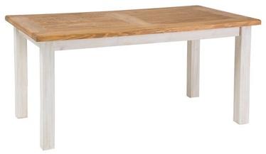 Pusdienu galds Signal Meble Poprad, 1600x900x760 mm