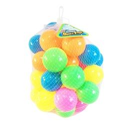 Žaisliniai kamuoliukai 50vnt 6.5cm 402