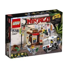 KONSTRUKTORS LEGO NINJAGO 70607