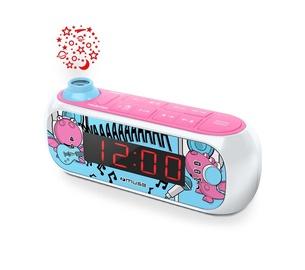 Muse M-167KDG Radio Clock