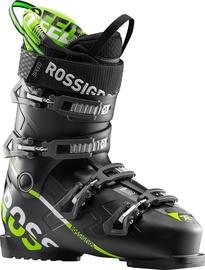 Suusasaapad Rossignol Speed 80 Ski Boots Black/Green 26.5