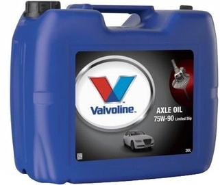 Valvoline Axle Oil 75w90 Limited Slip 20l