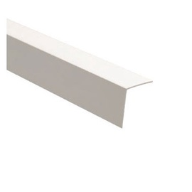Vidinis kampas 2607, baltas 15 x 15 x 2700 mm (100)