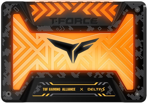Team Group T-Force Delta S TUF RGB 250GB
