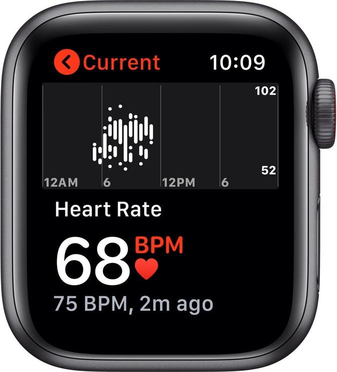 Умные часы Apple MYF02EL/A, серый
