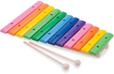 New Classic Toys Xylophone Wood Multicolor 10236