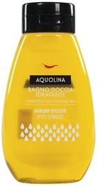 Aquolina Hydrating Bath Shower Gel Spicy Citruses 300ml