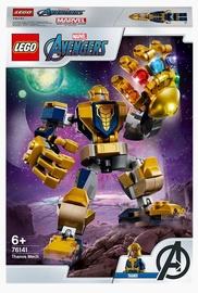 Конструктор LEGO Super Heroes Marvel Avengers Танос: робот 76141, 152 шт.
