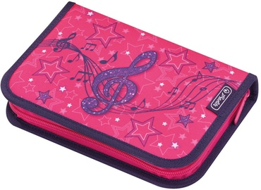 Herlitz Melody Pencil Box Melody Clef 50014323