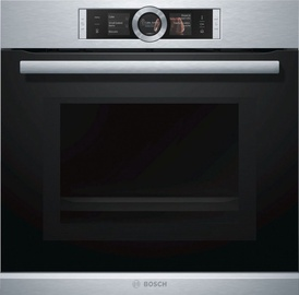 Bosch HNG6764S1 Steam Oven & Microwave