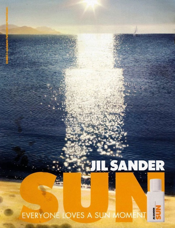 Jil Sander Sun Deo Roll On 50ml
