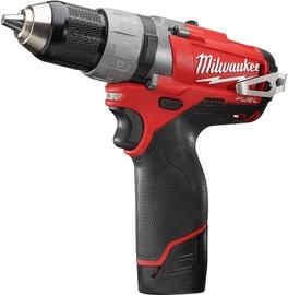 Milwaukee M12 CDD-202 C Cordless Drill/Screwdriver