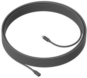 Аксессуар Logitech MeetUp Mic Cable, 10 м