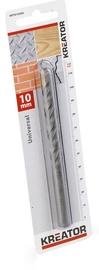Kreator Universal Drill 10x120mm