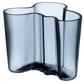 Iittala Aalto Vase 120mm Rain Gray