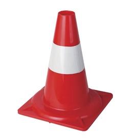 Koonus Hongqiao Plastic Cone Red/White 300mm