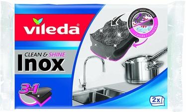 Vileda Clean & Protect Inox Shine 2pcs. 157403