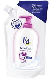 Fa NutriSkin Acai Berry Liquid Soap Refill 500ml