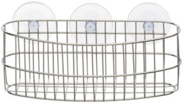 Axentia Top Star Bathroom Basket Oval