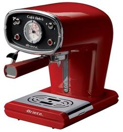 Kafijas automāts Ariete Cafe Retro 1388, sarkans