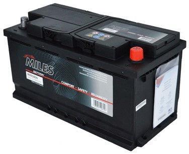 Miles M090820 Starter Battery 90Ah 820A