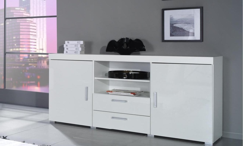 Cama Meble Samba Chest Of Drawers White