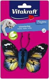 Rotaļlieta kaķim Vitakraft Butterfly Toy With Catnip