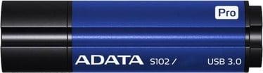 Adata 64GB S102 Pro USB 3.0 Titanium Blue