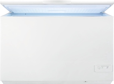Horizontālā saldētava Zanussi ZFC41400WA 400l