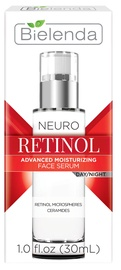 Сыворотка для лица Bielenda Neuro Retinol Advanced Moisturizing Face Serum Day/Night, 30 мл