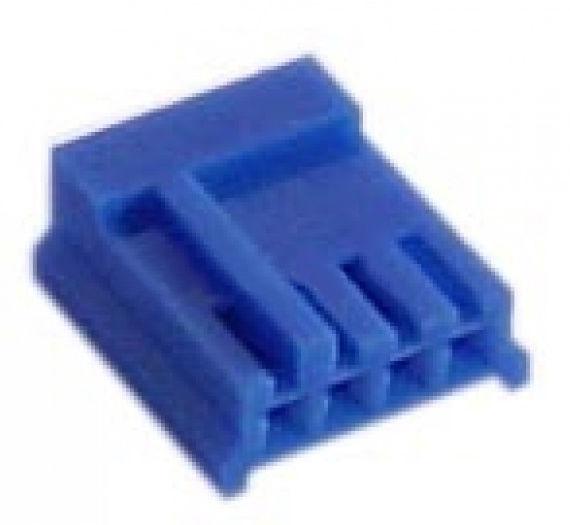 AC Ryan Floppy Power Connector Dark Blue