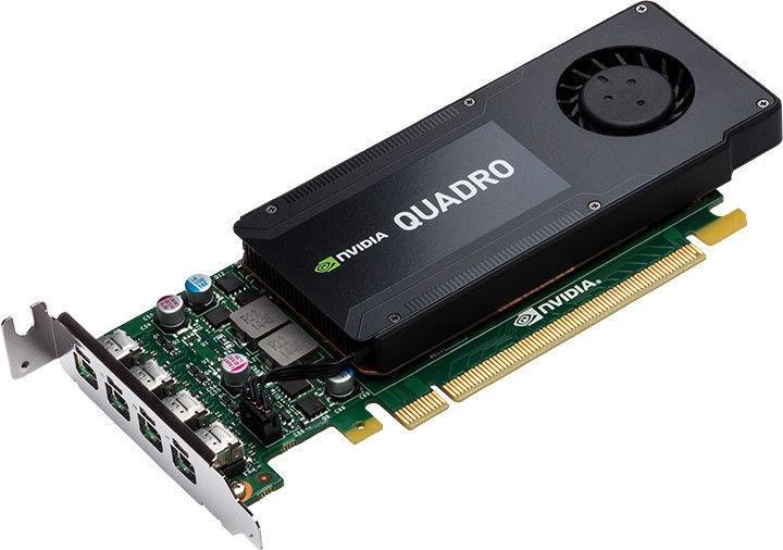 HP nVidia Quadro K1200 4GB GDDR5 PCIE T7T59AA