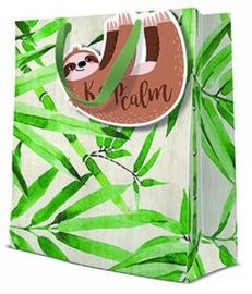 Paw Decor Collection Gift Bag Keep Calm Large 26.5x13x33.5cm