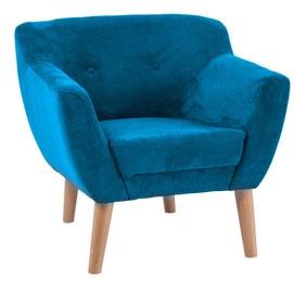 Fotelis Signal Meble Bergen 1 Dark Turquoise, 78x54x76 cm