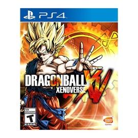 Kompiuterinis žaidimas Dragon Ball Xenoverse, PS4