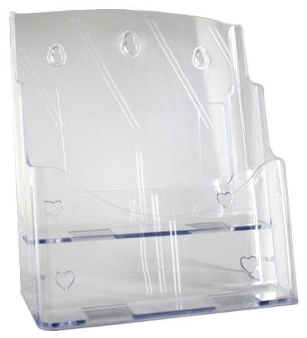 Avatar Booklet Holder With 2 Compartments A4