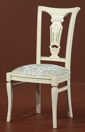 MN Elegant 16-12 Chair Ivory