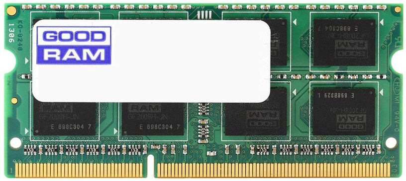 Goodram 8GB DDR3 PC12800 CL11 SO-DIMM GR1600S364L11/8G