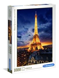 Pusle Clementoni Eifelio Bokštas 39514, 1000 tk