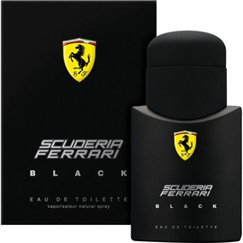Ferrari Scuderia Ferrari Black 125ml EDT