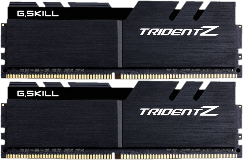 G.SKILL Trident Z 16GB 4400MHz CL19 DDR4 KIT OF 2 F4-4400C19D-16GTZKK